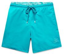 Moloka Mid-length Printed Swim Shorts