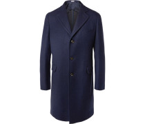 Slim-fit Double-faced Virgin Wool Coat