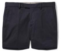 Florian Slim-fit Cotton-twill Chino Shorts