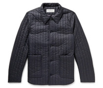 Theo Quilted Shell Jacket