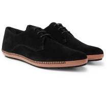 Fellows Suede Derby Shoes