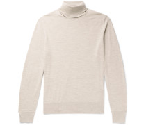 + Goodwood Merino Wool Rollneck Sweater