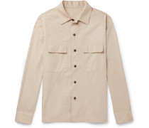 Cotton-Twill Shirt
