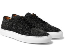Court Brushed Suede Sneakers