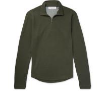 Neilson Slim-fit Wool-blend Half-zip Sweater