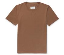 Garment-dyed Cotton-jersey T-shirt