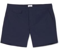 Mid-length Shell Swim Shorts