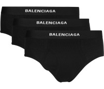 Three-pack Stretch-jersey Briefs