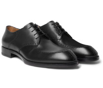 A Mon Homme Leather Brogues