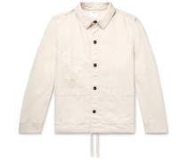 Cotton-Twill Jacket