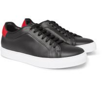 Basso Leather Sneakers - Black