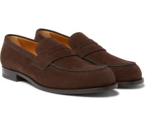 Dennis Suede Loafers