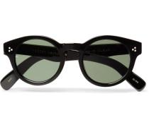 Grunya Round-frame Acetate Sunglasses