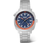 GMT Automatic 40mm Stainless Steel Watch