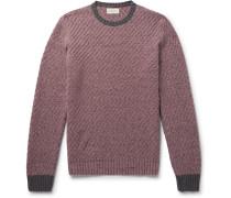 Blenheim Mélange Wool Sweater