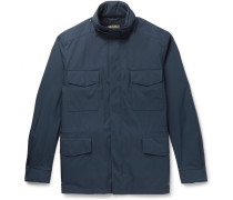 Traveller Cashmere-lined Windmate Storm System Field Jacket