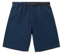 Dune Cotton Shorts - Navy