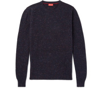Donegal Mélange Cashmere Sweater
