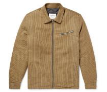 Puppytooth Cotton Jacket