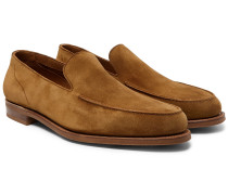 Islington Suede Loafers