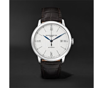 Classima Automatic 40mm Stainless Steel and Alligator Watch, Ref. No. M0A10214