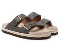 Full-grain Leather Sandals