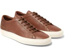 Original Achilles Full-grain Leather Sneakers - Brown