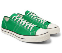 Lucky Star Ox Canvas Sneakers - Green
