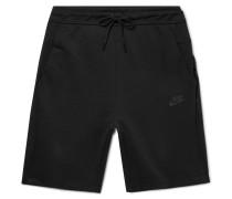 Cotton-Blend Tech Fleece Shorts
