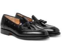 Kingsley 2 Polished-leather Tasselled Loafers