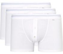 Karl Heinz Three-pack Cotton-jersey Boxer Briefs