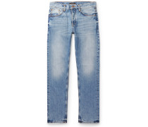 Steady Eddie II Slim-Fit Organic Denim Jeans