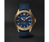 Clifton Club 42mm Automatic Bronze and Rubber Watch, Ref. No. M0A10516