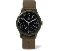 Camper Mk1 Resin And Grosgrain Watch