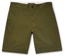 Cotton-twill Shorts