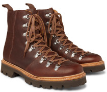 Brady Full-Grain Leather Boots