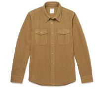 Elk Cotton-flannel Shirt