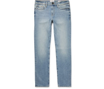 L'homme Skinny-fit Stretch-denim Jeans