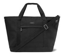 Cotton-Canvas Tote Bag