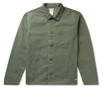 Cotton-Canvas Chore Jacket
