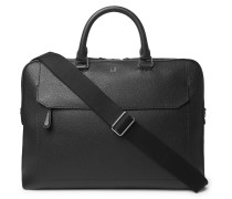 Belgrave Full-Grain Leather Briefcase
