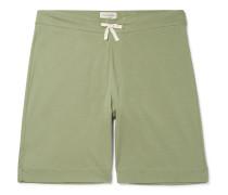 York Supima Cotton-Jersey Drawstring Shorts