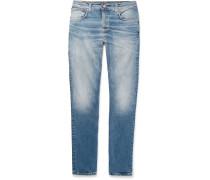 Grim Tim Slim-fit Organic Stretch-denim Jeans