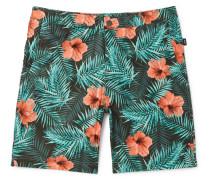 Calder Long-length Printed Swim Shorts