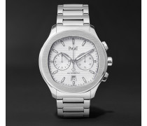Polo S Chronograph 42mm Stainless Steel Watch