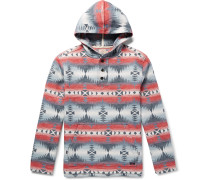 Pacific Cotton-jacquard Hoodie