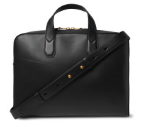 Duke Leather Briefcase