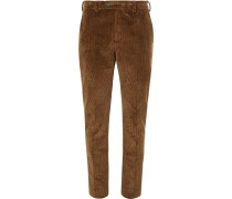 Gehry Slim-Fit Cotton-Corduroy Suit Trousers