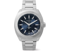 Gg2570 41mm Stainless Steel Watch - Blue