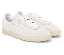 Samba Brushed-suede Sneakers